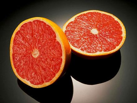 Обои Апельсинчики