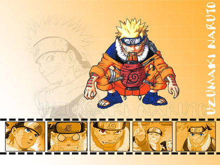 Обои Uzumaki Naruto