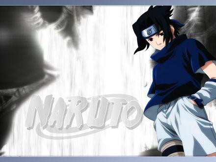 Обои Саске (Naruto)