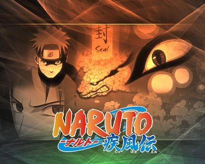 Обои Seal. Naruto