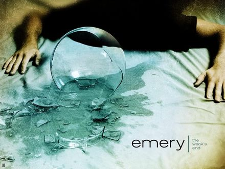 Обои emery | the weak's end