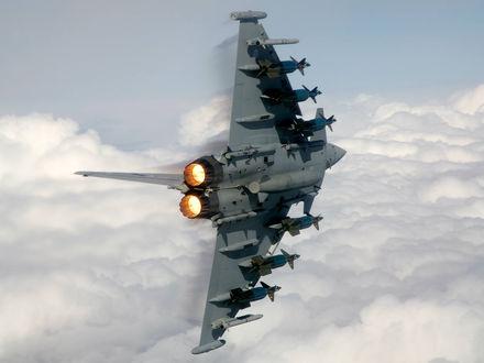 Обои Военный самолет