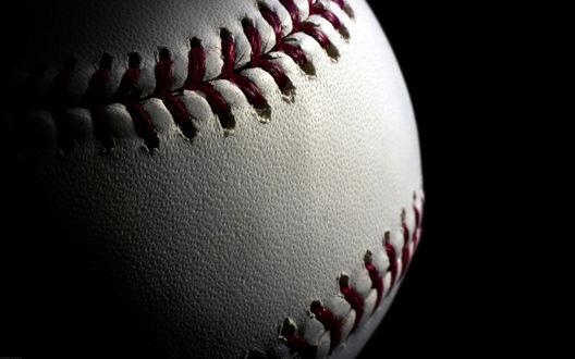 Обои Бейсбольный мяч