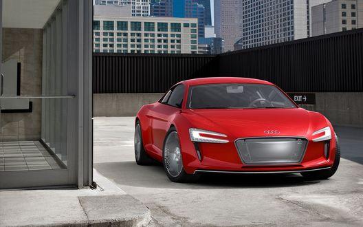 Обои Концепт Audi (Exit)