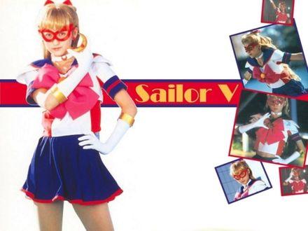 Обои Sailor V