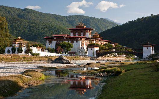 Обои Пагода