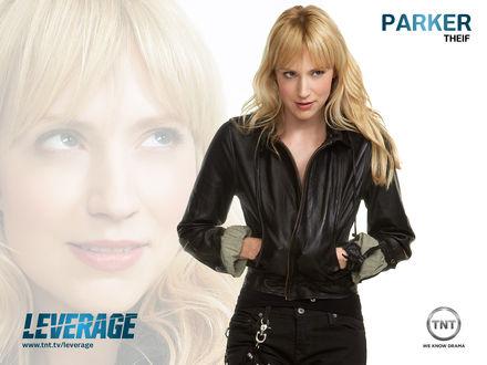 Обои Сериал Leverage, Parker, theif (www.tnt.tv/leverage) we know drama