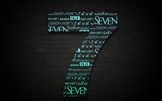 Обои SEVEN