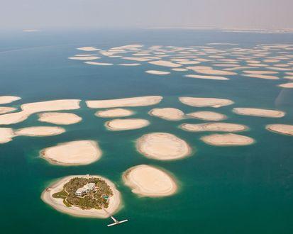 Обои Дом на одном из островов