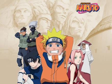 Обои Герои аниме Naruto