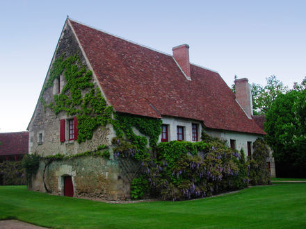 Обои Сельский дом