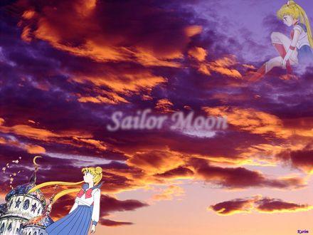 Обои Sailor Moon