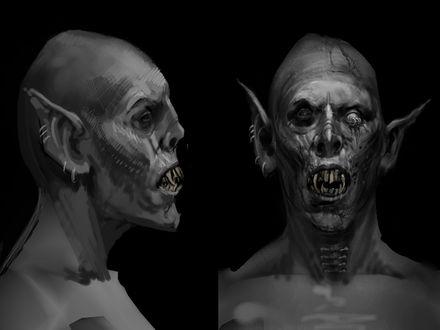 Обои Носферату (Ghoul)
