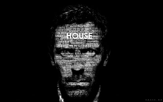 Обои Доктор хаус из сериала (House m.d.)