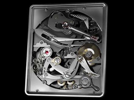 Обои Оригинальный часовой механизм