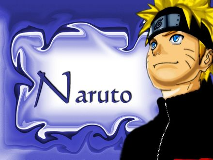 Обои Уверенный Наруто (Naruto)