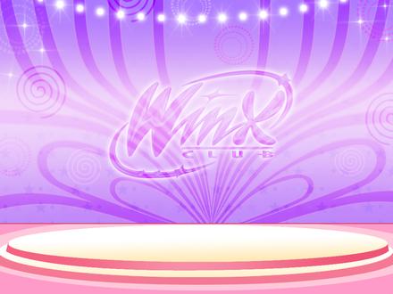 Обои Winx club, школа волшебниц