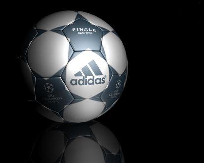 Обои Футбольный мяч (Shampions league, Adidas, Finale sportivo)