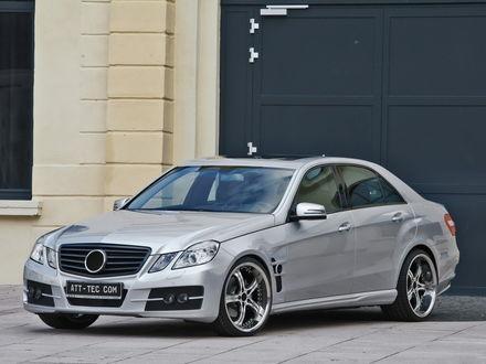 Обои ATT Autotechnik Mercedes-Benz E-klass