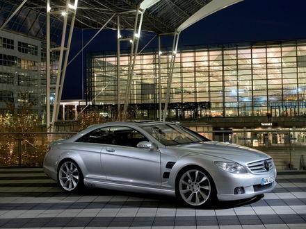 Обои Mercedes-Benz Cl-klass