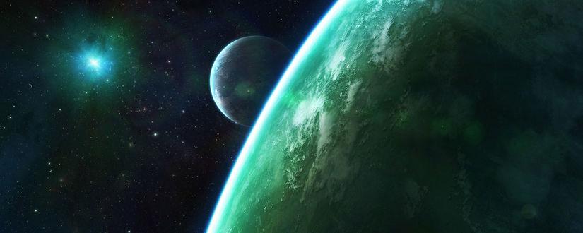 Обои Планеты и звезды