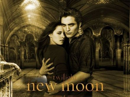 Обои The twilight new moon