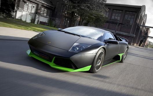 Обои Lamborghini-Murcielago-LP750