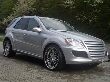 Обои Автомобиль:Asma_ML_Gladiator_II