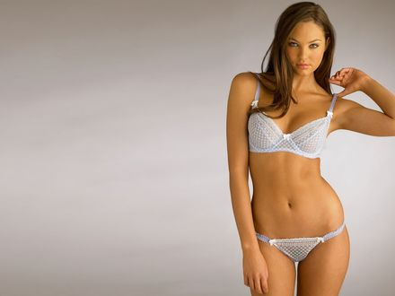 Девушка в нижнем белье фото 175-356