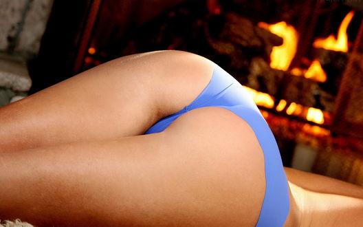 Девушка в синих трусах фото фото 178-734