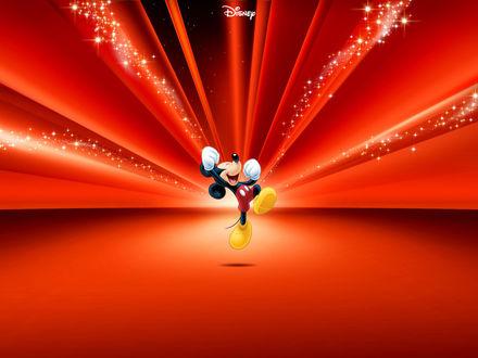Обои Микки Маус (Disney)