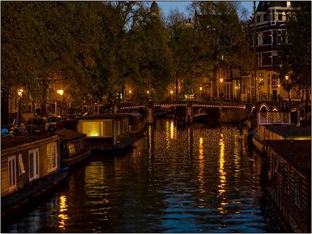Обои Амстердам