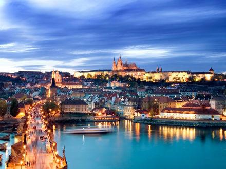 Обои Прага
