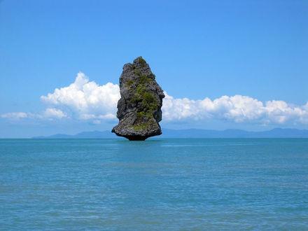 Обои Таинственный остров