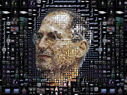 Обои Стив Джобс (Apple)