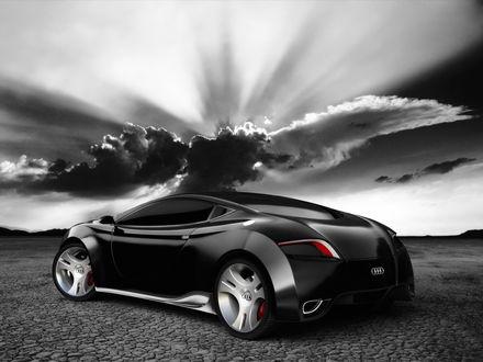 Обои Audi Concept.