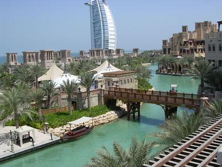 Обои Дубаи во всей своей красе