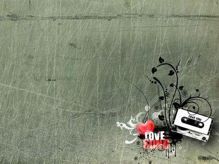 Обои Love Song (Love you)