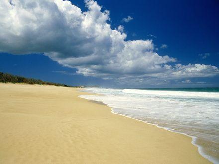 Обои Лето. Море. Пляж.