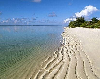 Обои Мальдивские острова