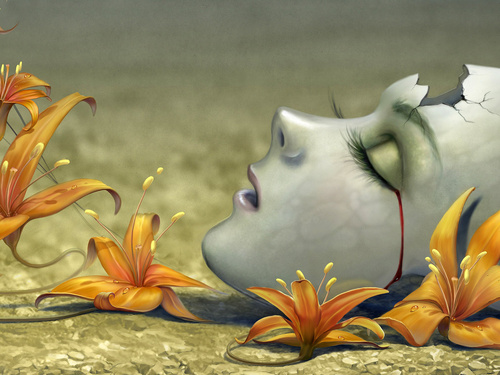 Плачущая осень