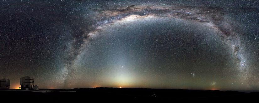 Обои Млечный путь