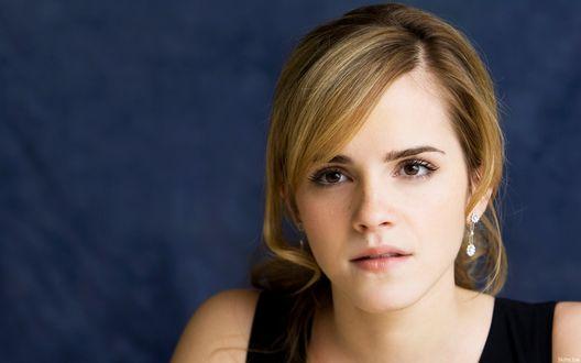 Обои Британская актриса Эмма Уотсон / Emma Watson