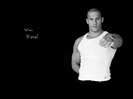 Обои Вин дизель / Vin Diesel