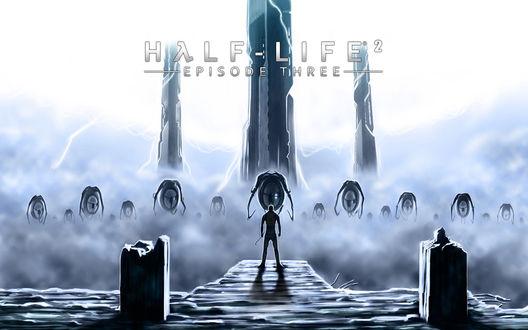 Обои Video Game - Half Life 2 -episode three-