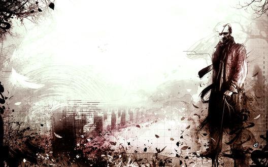 Обои Видео игра Metal Gear