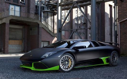 Обои Lamborghini / Ламборджини