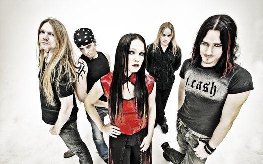 Обои Nightwish / Найтвиш