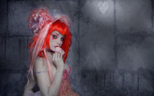Обои Emilie Autumn / Эмили Оутомн