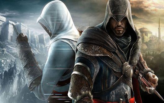 Обои Игра Assassins Creed / Кредо ассасинов